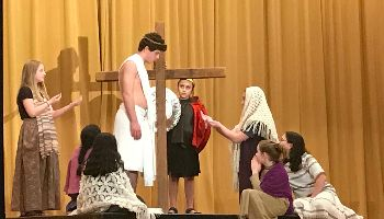 SVMS Presents Living Stations of the Cross