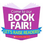 Please Support Our Scholastic Book Fair